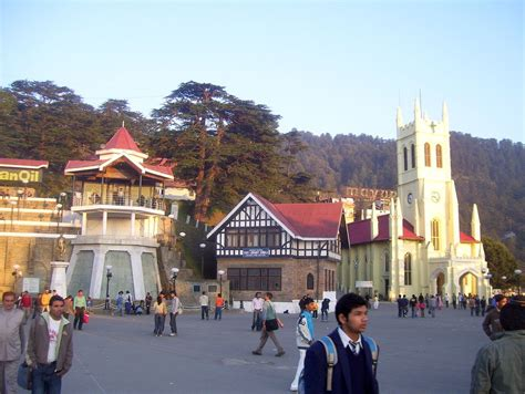 the at ridge the ridge shimla india travel forum indiamike