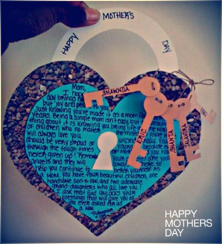 make mothers day card 17 best images about s day on