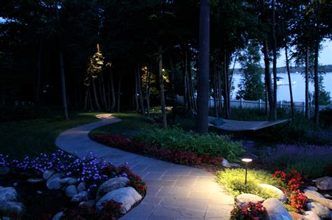 landscape lighting landscape irrigation drost landscape