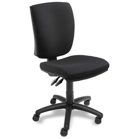 armless swivel desk chair armless desk chair on casters whitevan