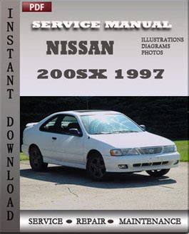 nissan 200sx 1997 service manual download servicerepairmanualdownload com