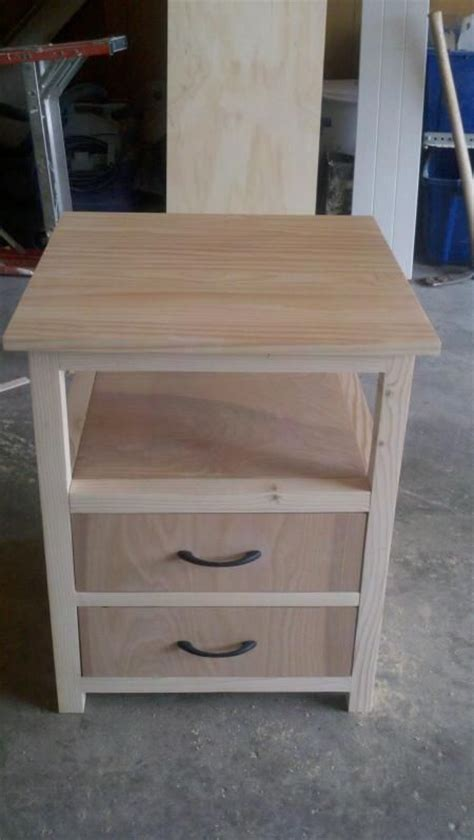 free nightstand woodworking plans best 25 nightstand plans ideas on diy