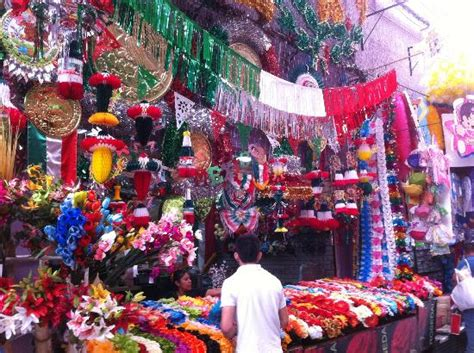 festival mexico city preparing for festival and celebrations picture of la