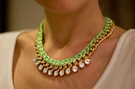 ideas for jewelry with diy jewelry chains cool ideas