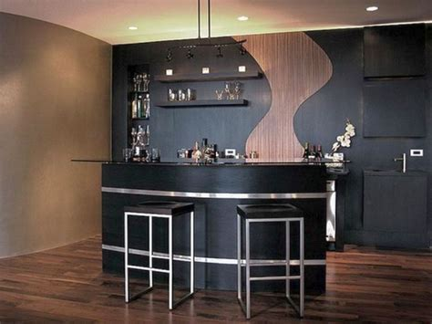 house bar design 17 sleek modern home bar counter designs
