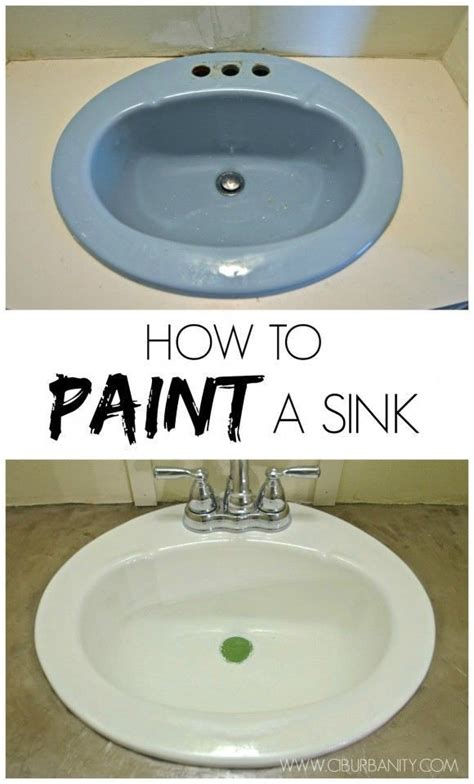 how to refinish kitchen sink best 25 spray paint countertops ideas on