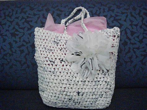 plastic bag crafts for plastic bag crafts