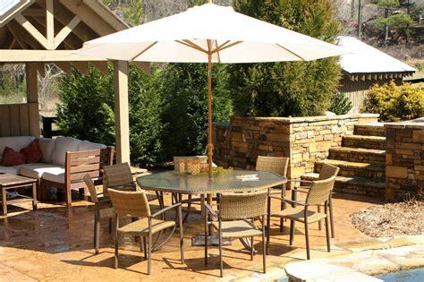 patio umbrella set houseofaura patio umbrella set oakland living elite