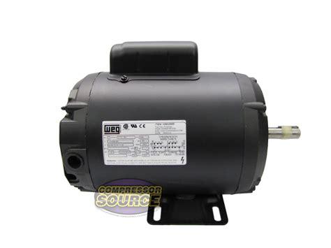 Heavy Duty Electric Motor by 2 Hp Power Single Phase Heavy Duty Electric