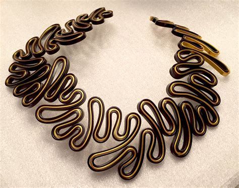 flat wire jewelry wirejewelry wire artist of the month featured wire
