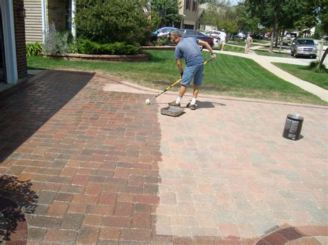 cleaning patio pavers paver cleaning services in island