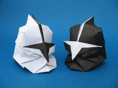 origami wars wars origami episode ii clones droids yoda and more