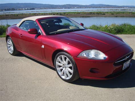 2007 Jaguar Xk Convertible by No Reserve 2007 Jaguar Xk Convertible For Sale On Bat