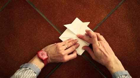 rana origami rana origami che salta istruzioni