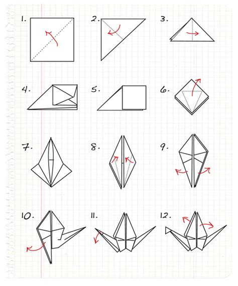 origami easy crane i do it yourself diy project origami paper cranes