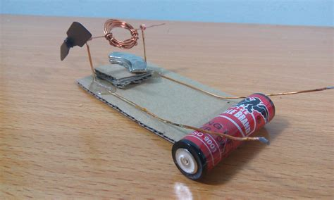 Easy Electric Motor by Diy How To Make Simple Electric Motor