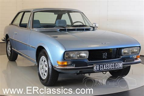 Peugeot 504 Coupe by Peugeot 504 Coupe 1978 For Sale At Erclassics