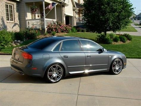 car owners manuals for sale 2005 audi s4 parking system find used 2006 2005 5 2005 audi s4 w extras 19 quot v8 6sp manual nicest on the web rs4 s5 in