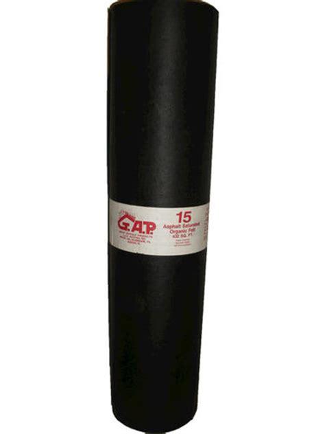 15 felt underlayment astm d226 400 sq ft at menards 174
