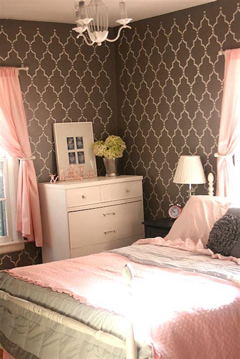 diy bedroom design ideas diy bedroom ideas with cutting edge stencils 171 stencil stories