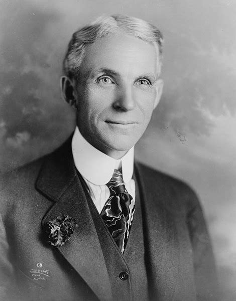 Henry Ford by Henry Ford And The History Of The Assembly Line American