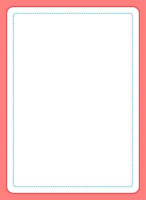 card templates deck