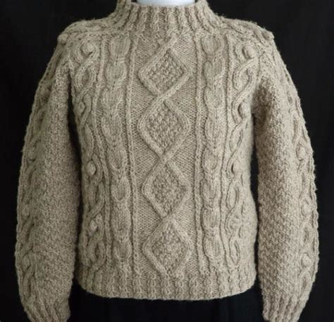 how to knit aran sweater aran sweater patterns sweater jacket