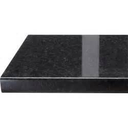 chant plan travail stratifi 233 effet marbre noir brillant l 500 l 4 5cm ep 0 5mm leroy merlin