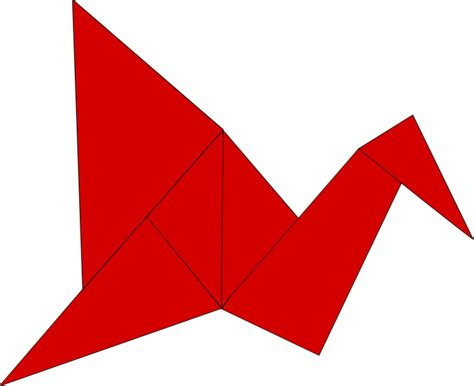 origami png file origami bird png simple the free