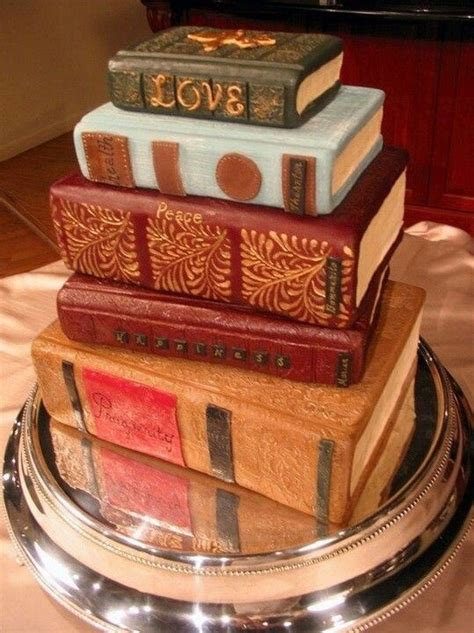 book cake pictures book cake library themed wedding books