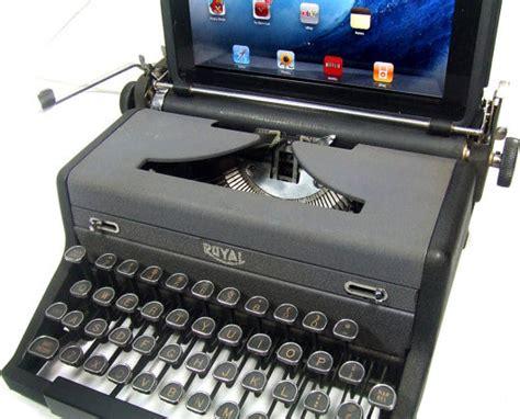 usb desk accessories usb typewriter computer keyboard royal desk accessories
