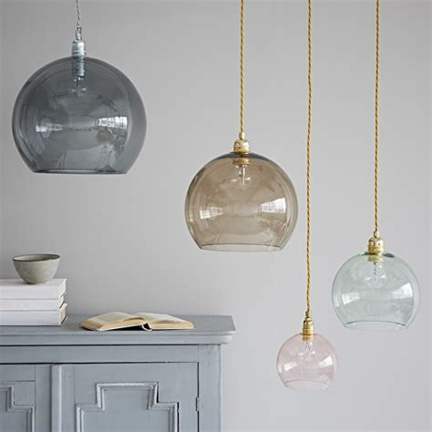 gold coloured ceiling lights coloured glass pendant lights