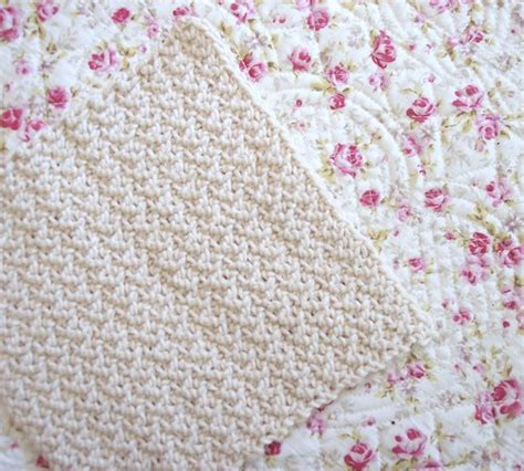 is knitting easier than crochet knit and crochet tennessee easy crocheted dishcloth