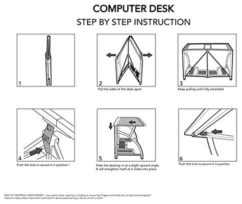 how to make a origami computer cheap origami rde 01 computer desk lowest price