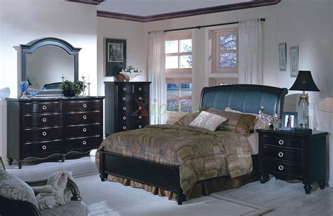 bedroom set with leather headboard bedroom furniture set with leather headboard 130 xiorex