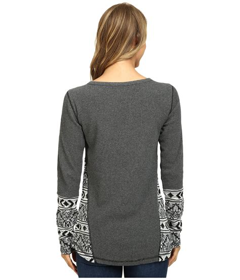 Hatley Waffle Knit Henley Charcoal Zappos Free