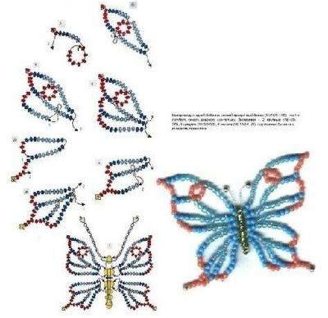 beaded butterfly pattern beading pattern of butterfly beading patterns