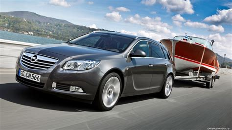 Opel Insignia Specs by 2008 Opel Insignia Sport Tourer Pictures Information