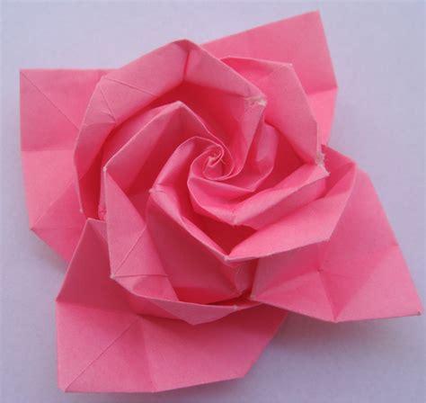origami roses origami tutorial