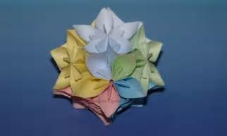 origami kusudama flower origami flower kusudama www imgkid the image kid