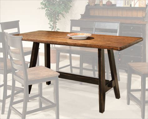 counter height dining table intercon counter height dining table winchester in wn ta