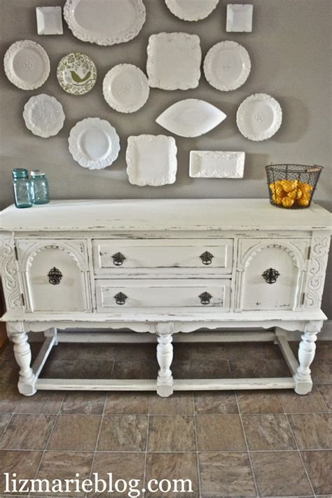 chalk paint unsanded grout lovely shabby white buffet chalk paint unsanded grout
