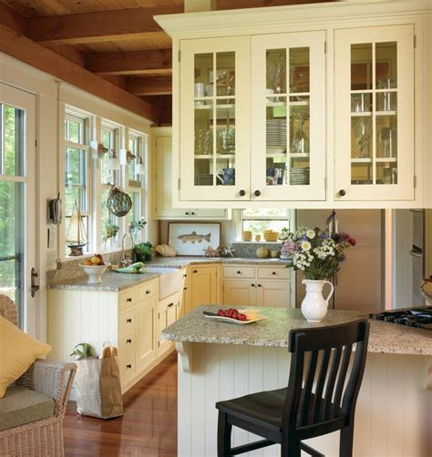 country cottage kitchen design 113 best cozy kitchens images on cozy kitchen
