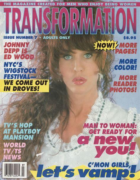 magazine back issues transformation 7 magazine back issue transformation