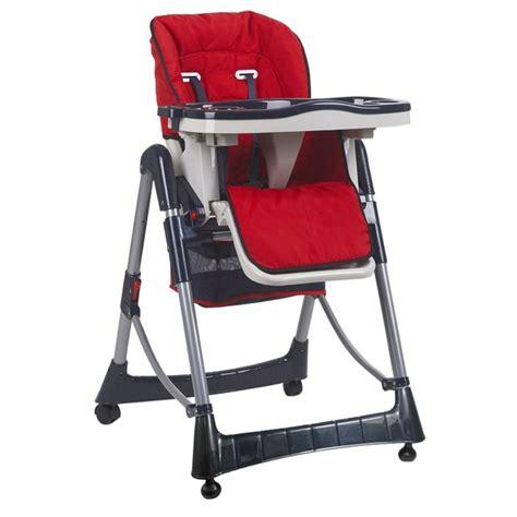 chaise haute b 233 b 233 pliable r 233 glable hauteur dossier et tablette monsieur bebe la
