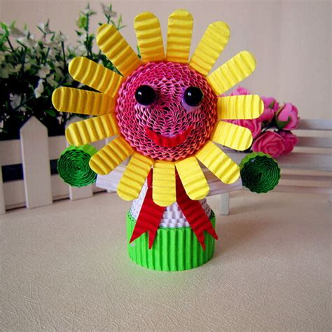 craft with coloured paper paper crafts amazinghandicrafts