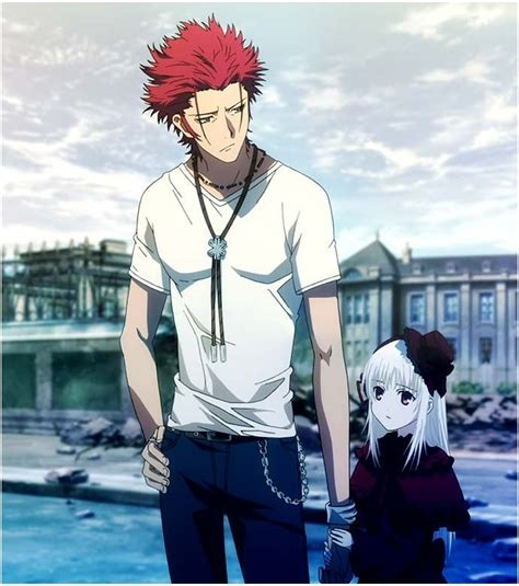 project k suoh mikoto k project anime k project