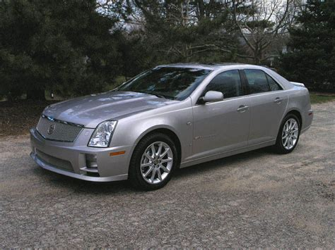 with sts 2006 cadillac sts v road test carparts