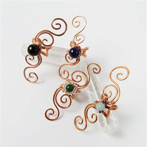 how to make ear cuffs jewelry swirly ear cuff tutorial is ready by gailavira on deviantart
