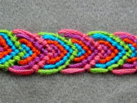 bracelets beginners friendship bracelet tutorial beginner alternating
